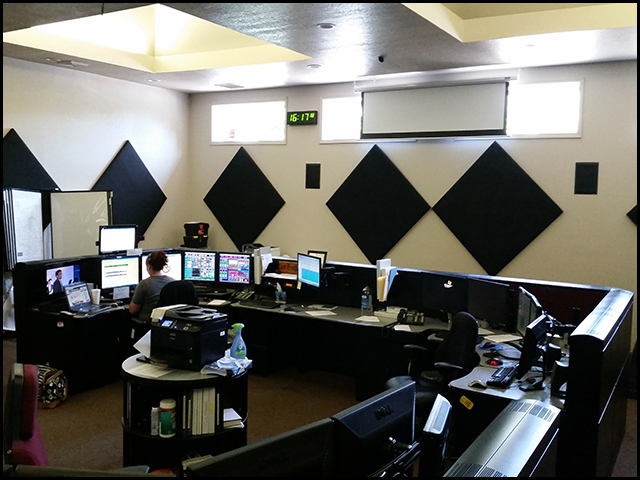 Dispatch Room R